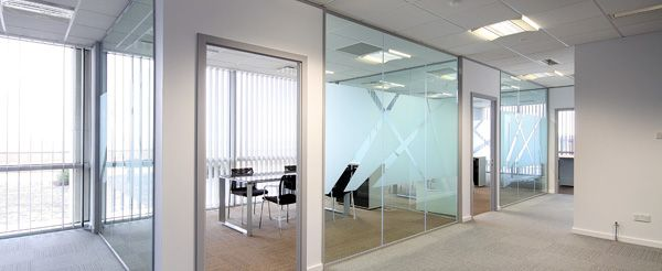glazed partitions service