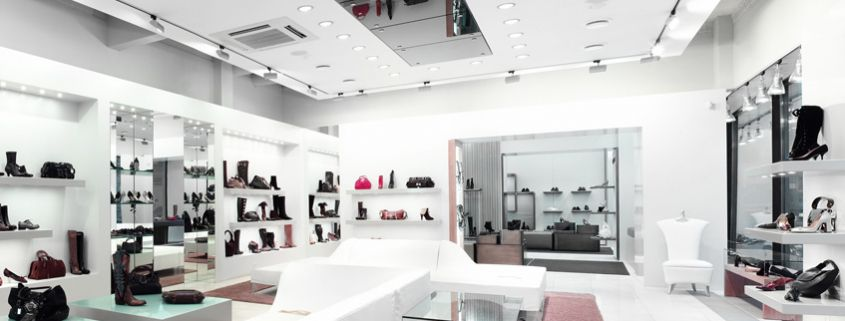 Retail Fit Out in London