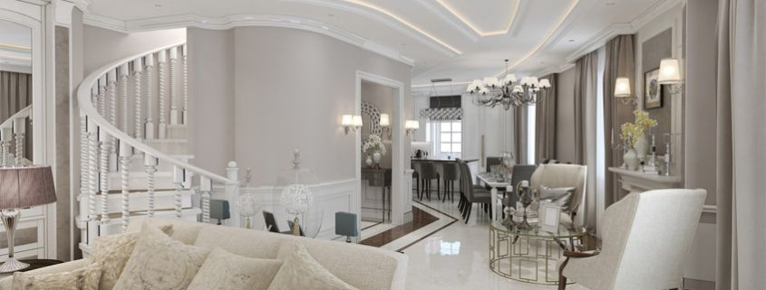 Feature Ceilings Contractor for London