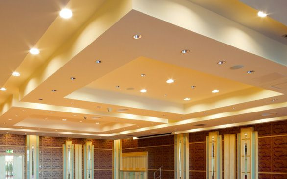 Suspended Ceilings Commercial Amp Residential Sectors