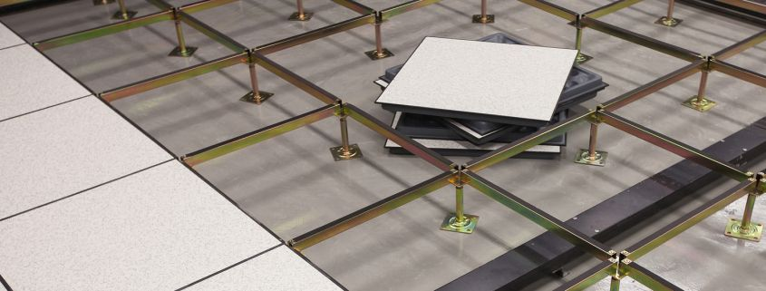 Raised Access Flooring for London