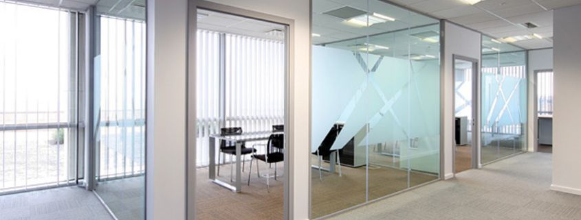Glazed Partitioning in London