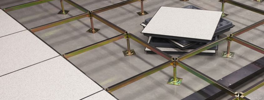 Raised Access Flooring Contractors London