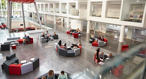 HIGHER EDUCATION FIT OUT