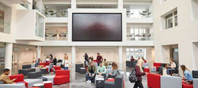 Higher Education Fit outs
