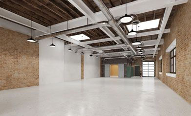 Industrial Fit Out Services