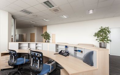 Office Design and Building