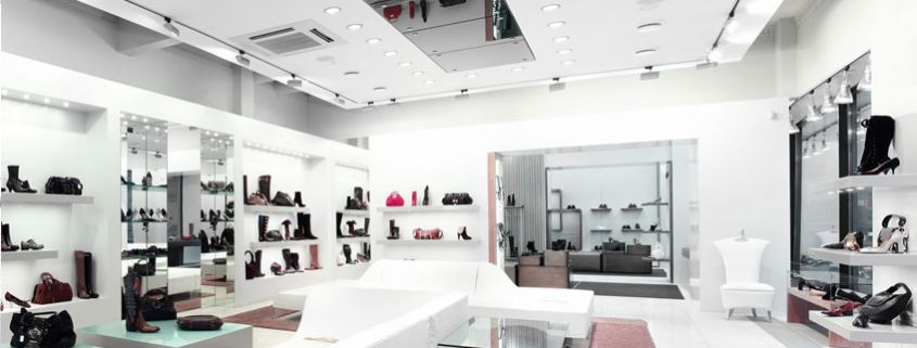 Retail Fit Out in Surrey