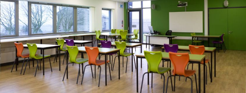 School Refurbishment Contractors West Sussex